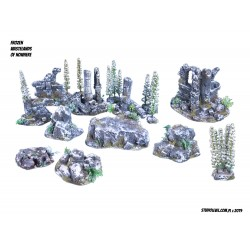MIDDLE TERRAIN SET