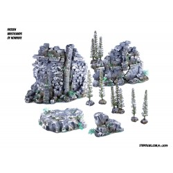 ROOKIE TERRAIN SET