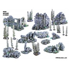 FROZEN NEWBIE TERRAIN SET