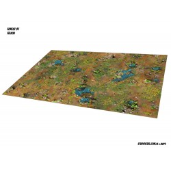 "MOUSEPAD: 72""x48"" TOURNAMENT GAME MAT (6'x4')"
